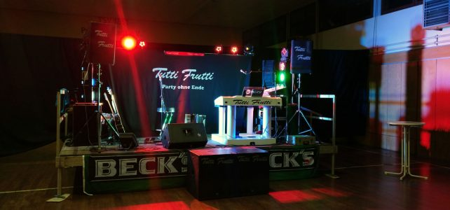 Tutti Frutti Musikabend TSV Prichsenstadt