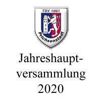 Einladung zur Jahreshauptversammlung mit Neuwahlen!